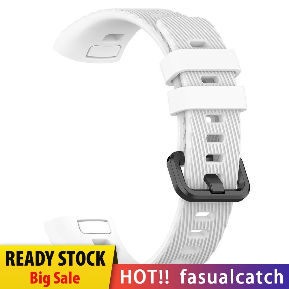 華為 Band 3 Pro 的頂級軟 Tpu 手錶帶手鍊腕帶更換