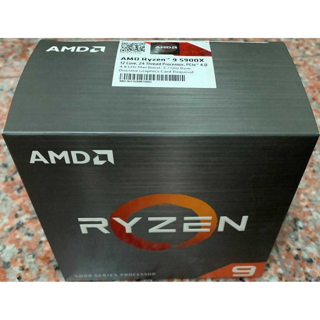 AMD Ryzen™ 9 5900X
