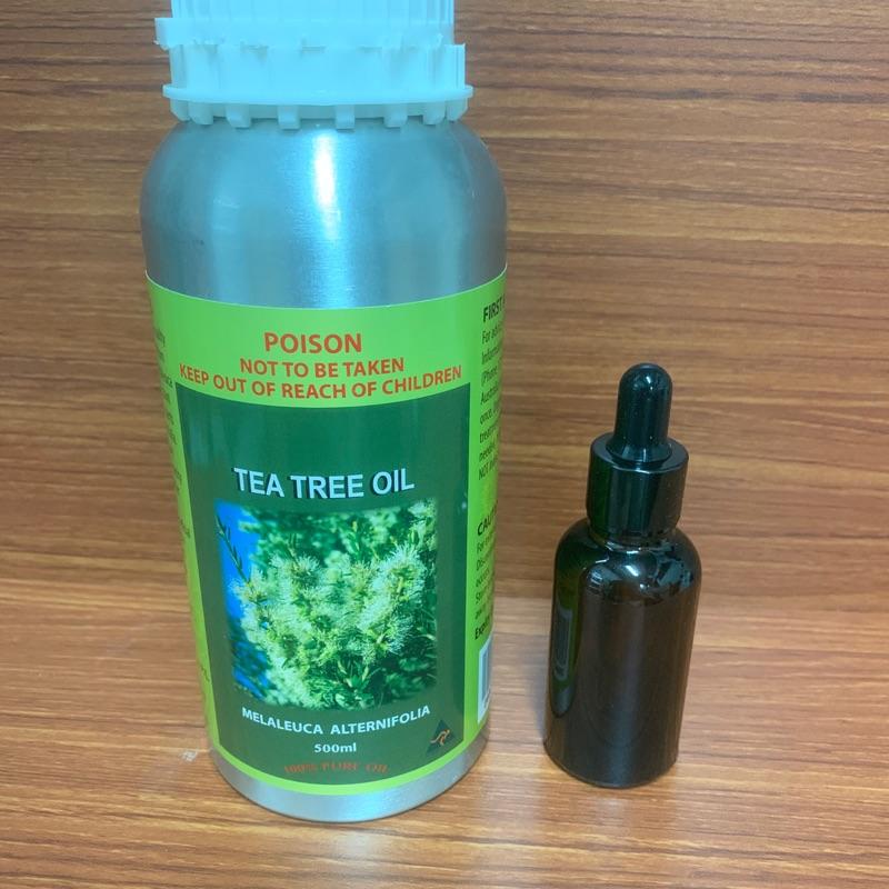 全新現貨 澳洲茶樹精油 美樂家Melaleuca Alternifolia100%茶樹精油 茶樹精油30ml