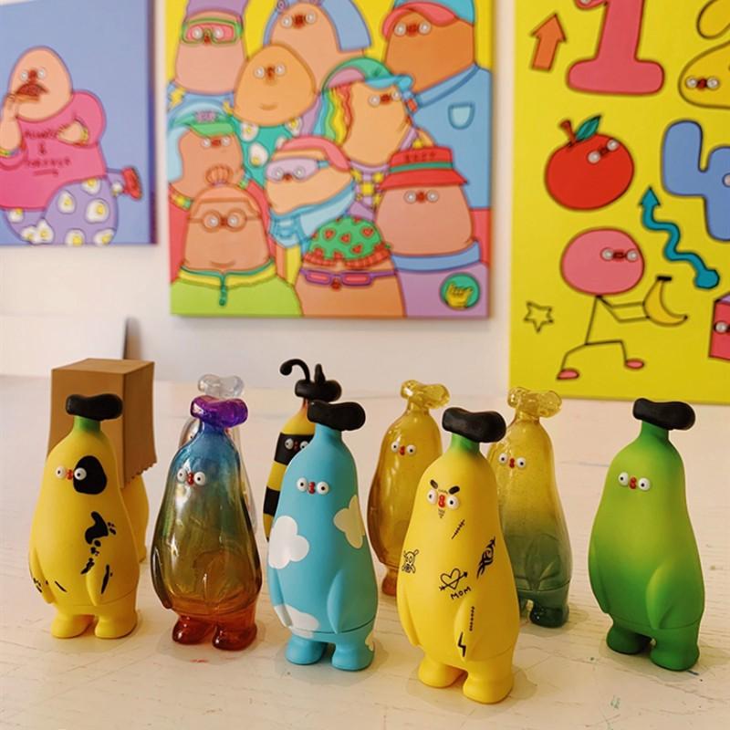 可選款 Flabjacks Banana Boo 香蕉盲盒 公仔 生日禮物 交換禮物 稀有 絕版 送男友 送女友
