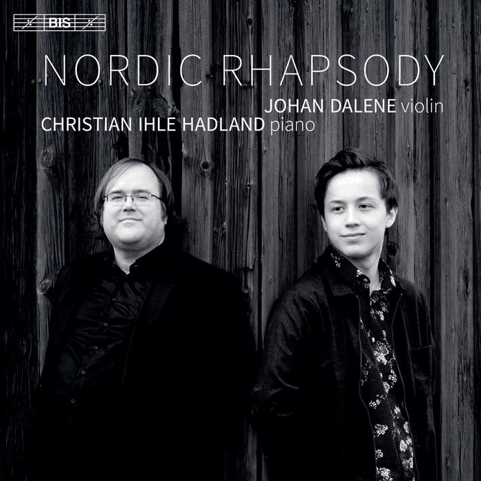 北歐狂想曲 約翰 道納 小提琴 Nordic Rhapsody SACD2560