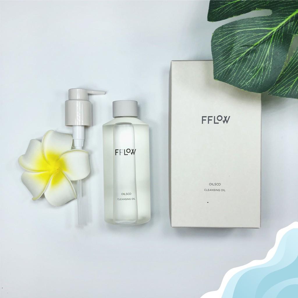 FFLOW精油水卸妝油
