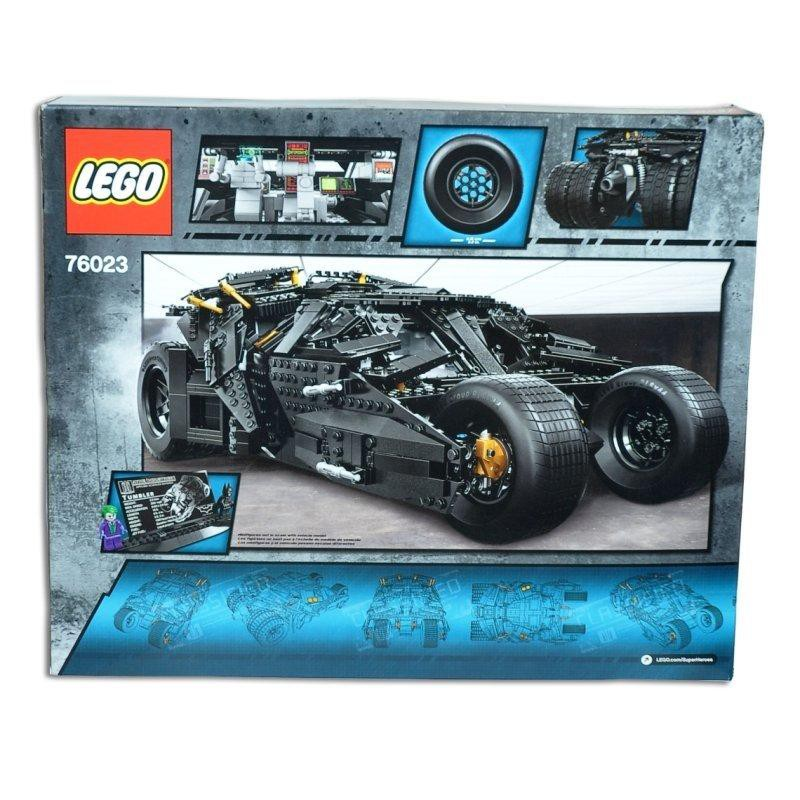LEGO樂高蝙蝠俠 蝙蝠車 76023