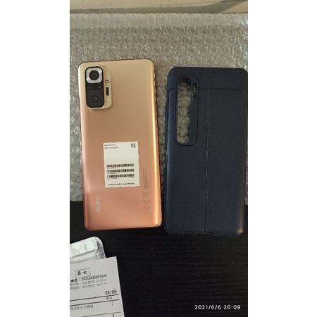小米 note10/note10 pro 防摔皮革紋手機殼 手機套