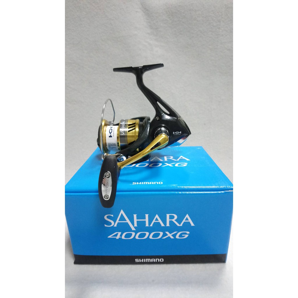 🔥【平昇釣具】🔥SHIMANO 17款 SAHARA 1000-5000型 紡車捲線器 全新品