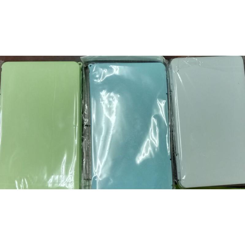 便宜緑藍白3色口罩盒