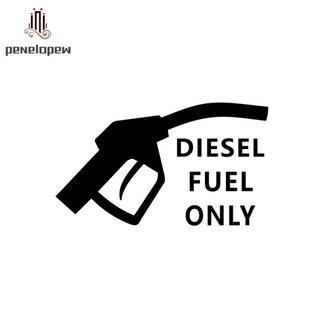 熱賣 1pc D-883油箱警示反光汽車貼紙 車身油箱蓋裝飾貼紙