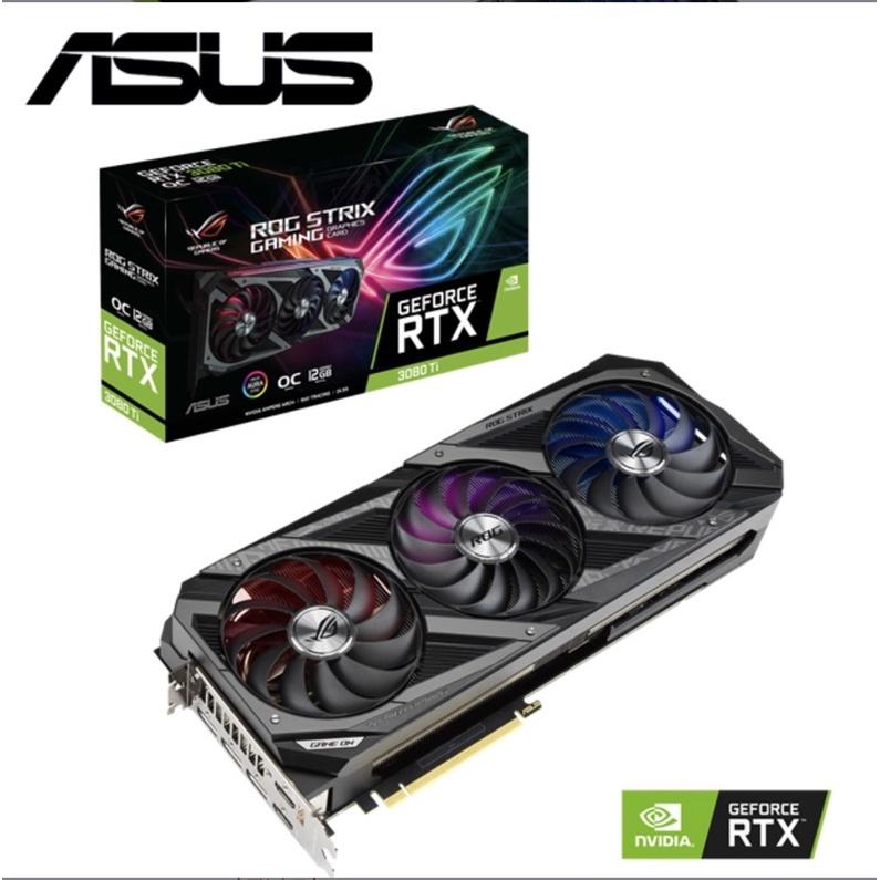 【ASUS華碩】ROG-STRIX-RTX3080TI-O12G-GAMING