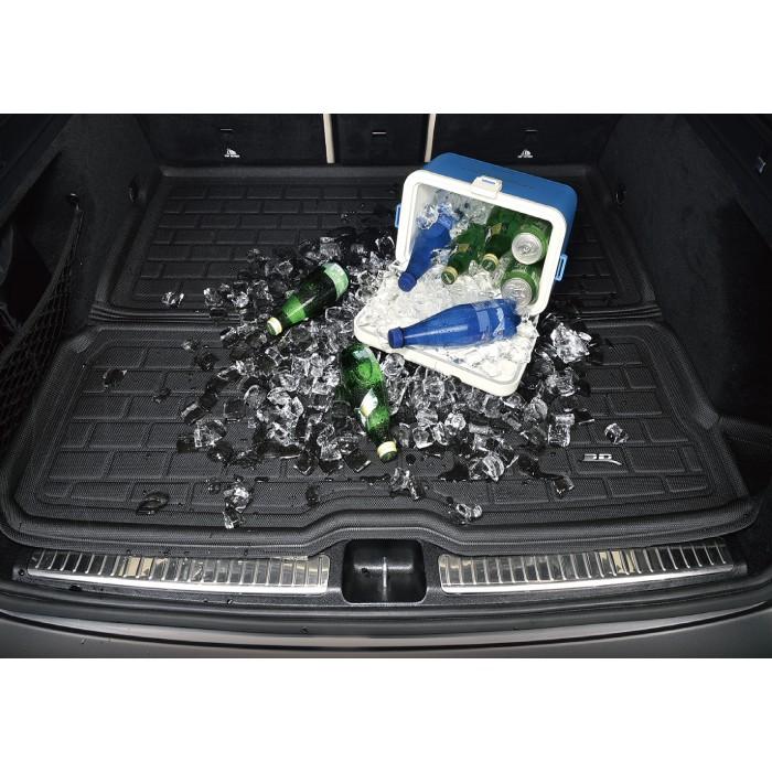 3D 卡固 Toyota Previa XR50 06-19 豐田 立體 踏墊 腳踏墊 後廂墊 防水 止滑 易洗