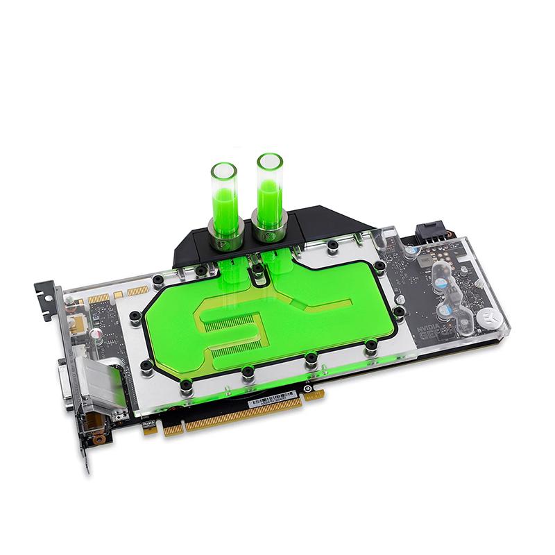 EK-FC GeForce GTX FE 公版1080ti/TTXP titan xp泰坦 顯卡水冷頭