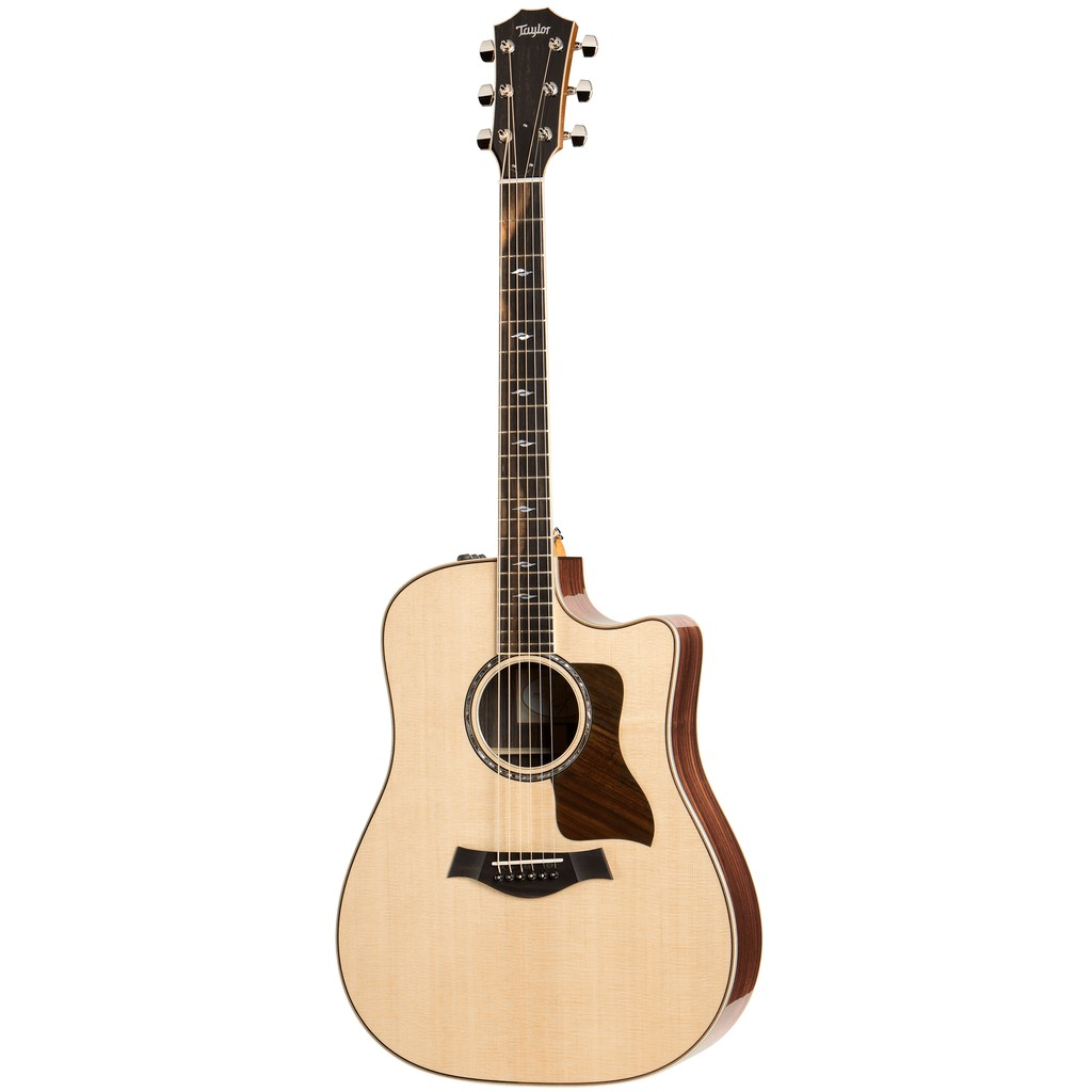 Taylor 810ce 美國廠 頂級印度玫瑰木 全單板電木吉他【民風樂府】