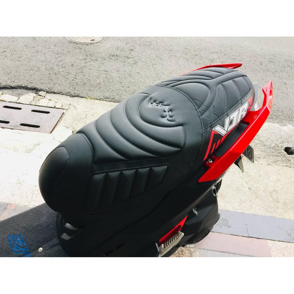 新款▷防水鯊魚纹坐墊◁光陽 VJR 125 毛毛蟲坐墊 機車坐墊 座墊皮套 菱格紋坐墊  防水坐墊 機車座墊 坐墊罩