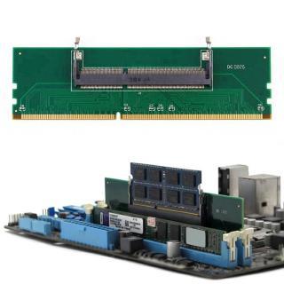 Ddr3 筆記本電腦 SO-DIMM 至台式機 DIMM 內存 RAM 連接器 R8S9 Z1Q6 1.5V Ada F