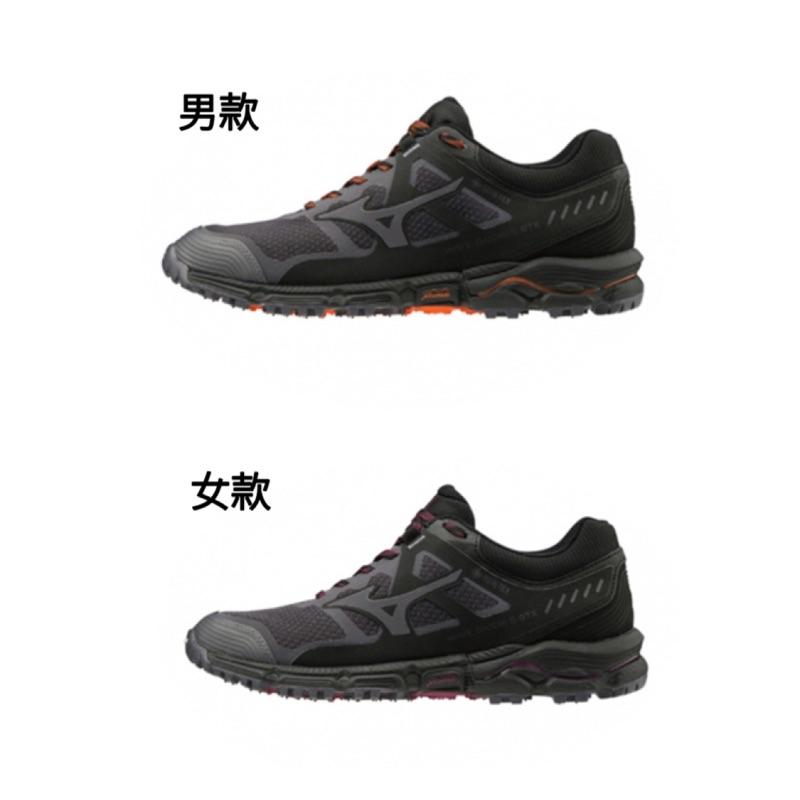 Mizuno 美津濃 男女款 防水 慢跑鞋 WAVE DAICHI 5 GTX
