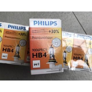 PHILIPS HB4 9006 PRC1 加亮30% 12V 55W P22d 燈泡
