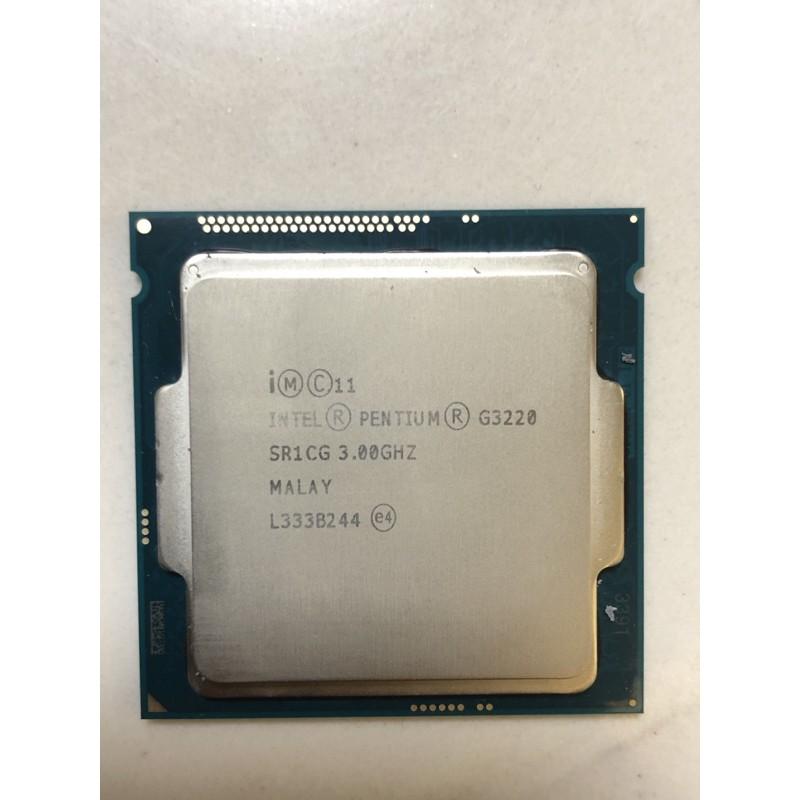 Intel® Pentium® 處理器 G3220