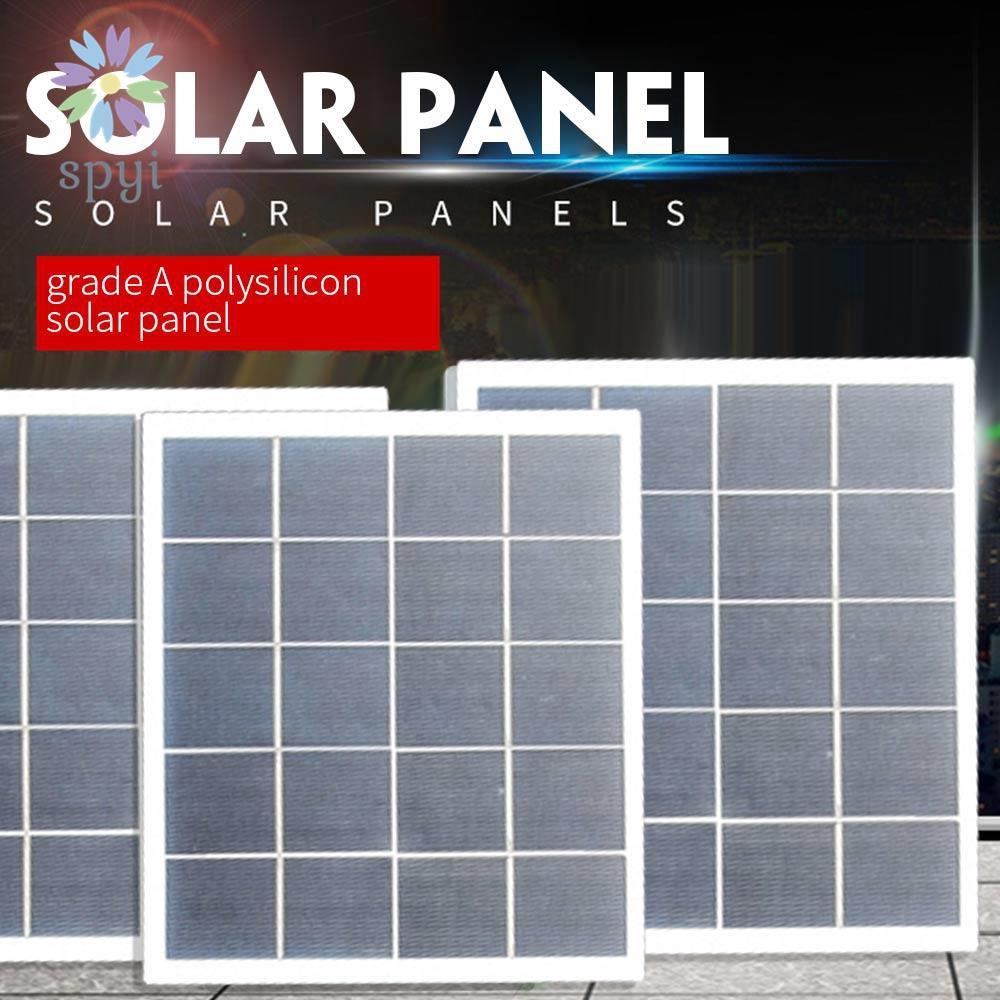 太陽能電池板DIY 4W電源逆變器多功能單電太陽能電池板Sunpower