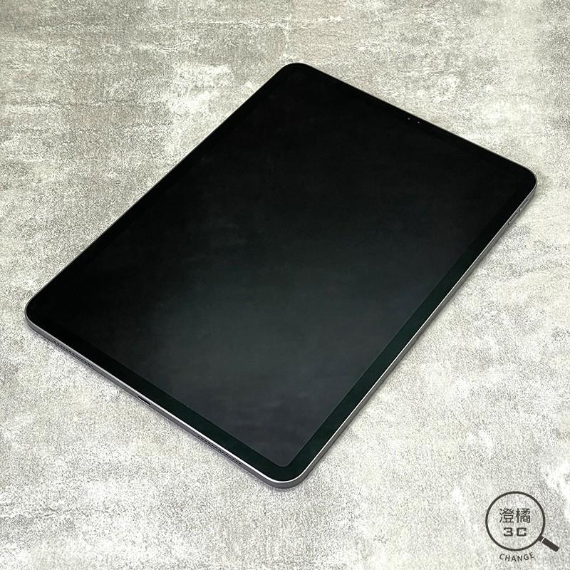 『澄橘』IPAD PRO 11吋 一代 1代 2018 256GB WIFI 灰 二手 無盒《國外版 瑕疵》A51881