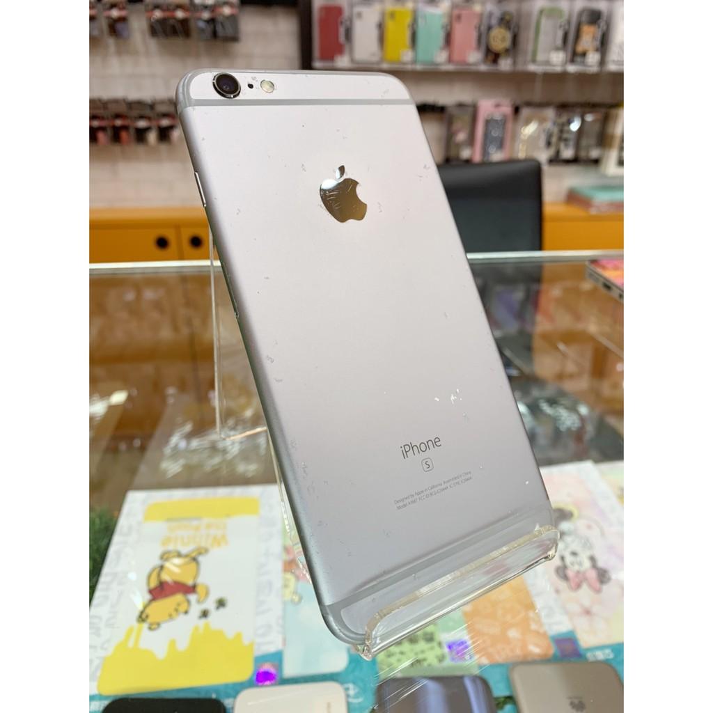 【橙通訊3C】二手 IPHONE 6s Plus 16G 銀色