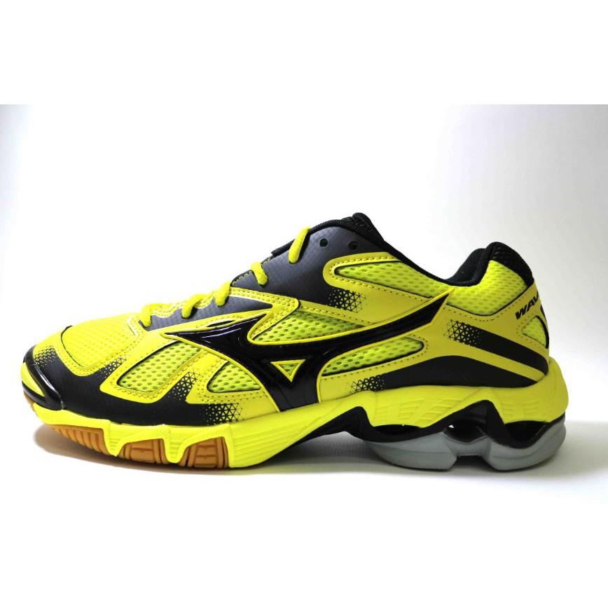 【憲憲之家】MIZUNO 美津濃 WAVE BOLT 5 排羽鞋 高避震 V1GA166001