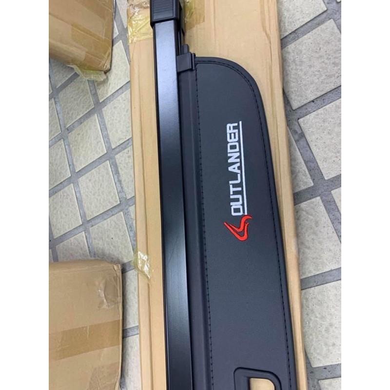 三菱 MITSUBISHI 17-19款 Outlander 專用 可伸縮遮物簾 拉簾 尾箱遮陽簾 後車廂尾箱隔物板