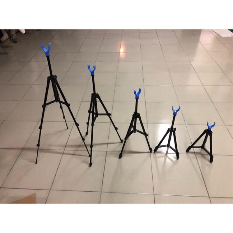 龍蝦架竿器 釣魚架竿器 兩用三腳架 龍膽石斑跳線專用三腳架 現貨 四段伸縮 海釣場 龍膽池 龍蝦池 池釣龍蝦 品質讚