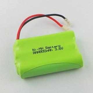 伯朗 3.6V 7號鎳氫電池充電電池組合 800MAH NI-MH AAA子母機 高雄市
