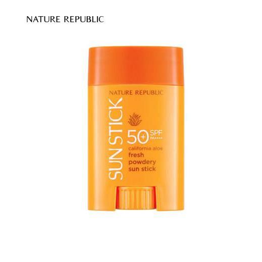 <<現貨>> Nature Republic 蘆薈防曬棒 SPF50+ PA++++ 22g