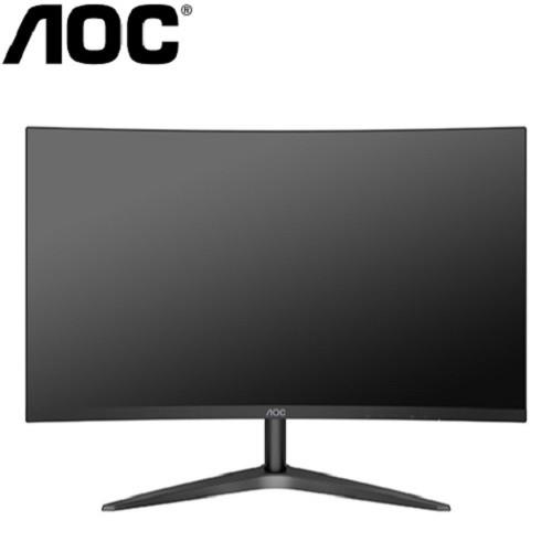 AOC C27B1H 27吋 曲面螢幕 液晶顯示器 VA曲面 1920x1080/VA/D-SUB/HDMI 廠商直送