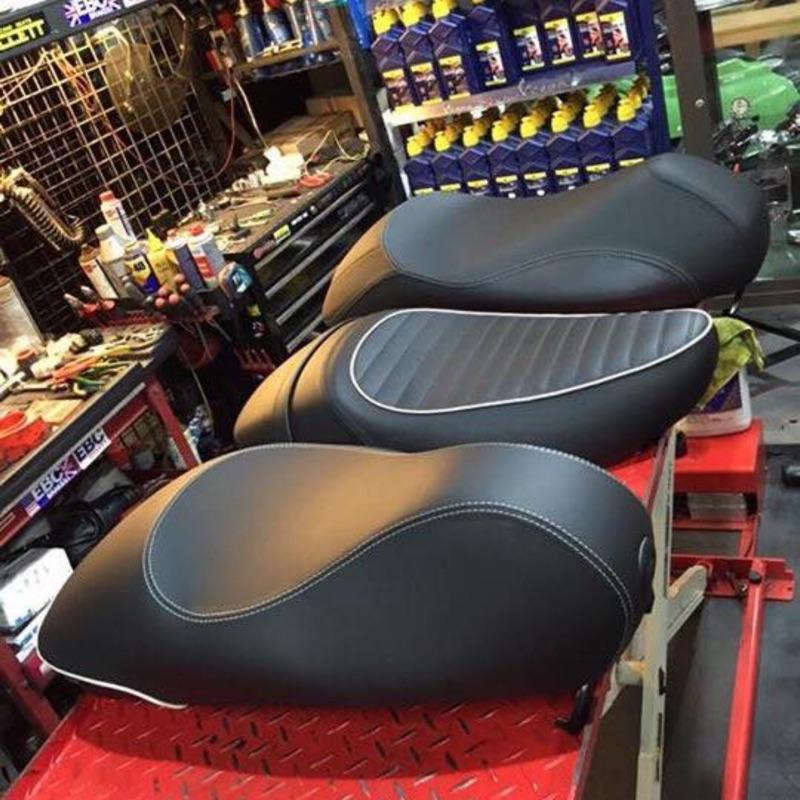 [ Morris Vespa ] Vespa GTS GTV 春天 衝刺 S LX LT 原廠賽車椅 馬鞍椅 毛毛蟲椅
