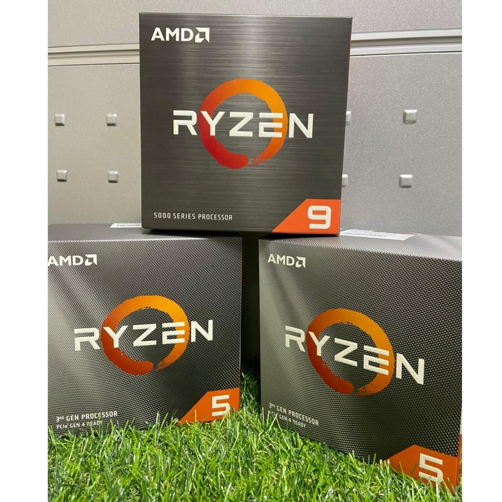 Ryzen™ R5 5600X R9 5900X全新未拆R5 3600 4650G R7 3700X 4750G搭板優惠