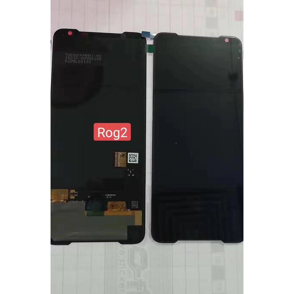 適用於華碩 Asus ROG II ROG2 PHONE I001DA ZS660KL 螢總成幕 OLED 屏幕 面板