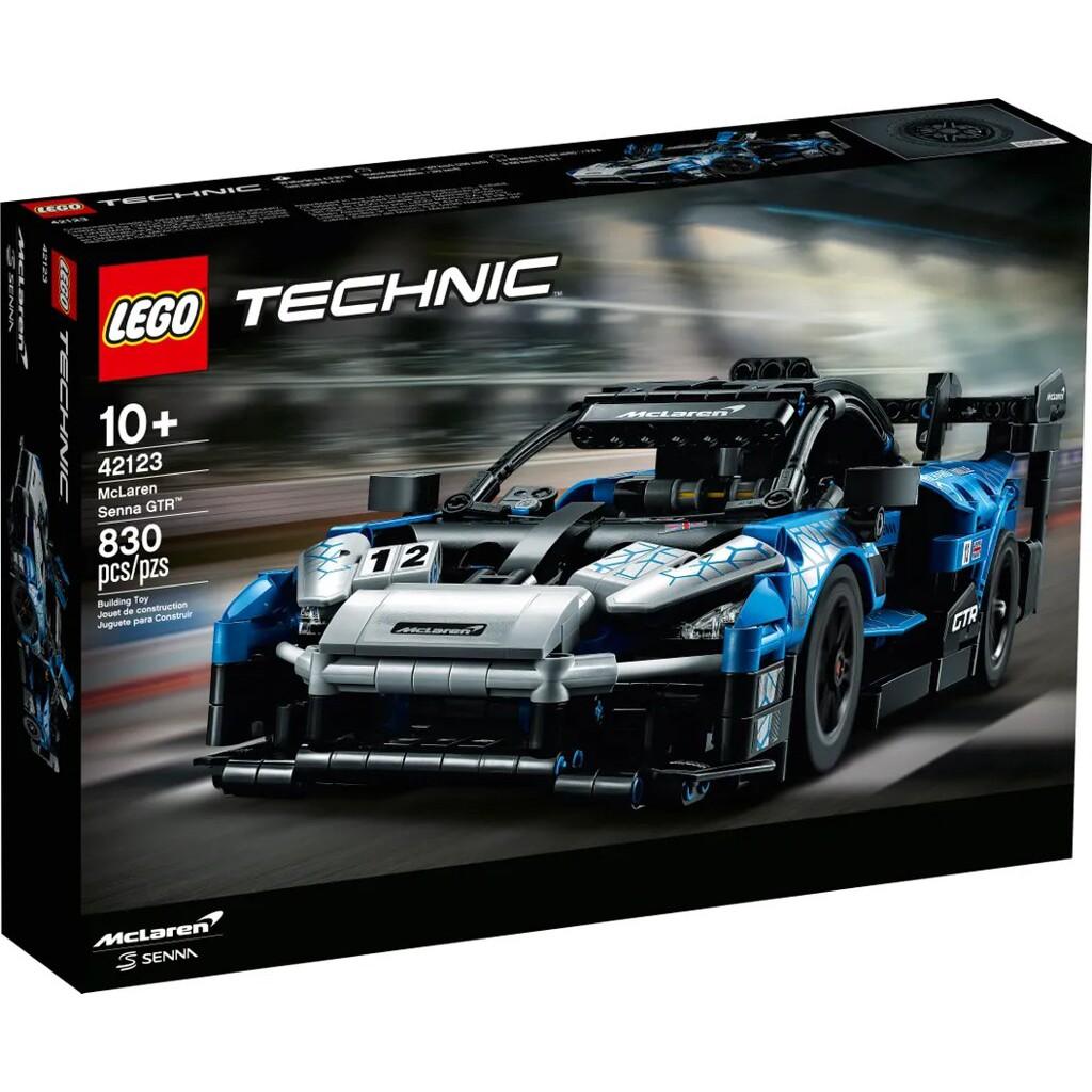 【小天使玩具團購】樂高LEGO 42123 McLaren Senna GTR