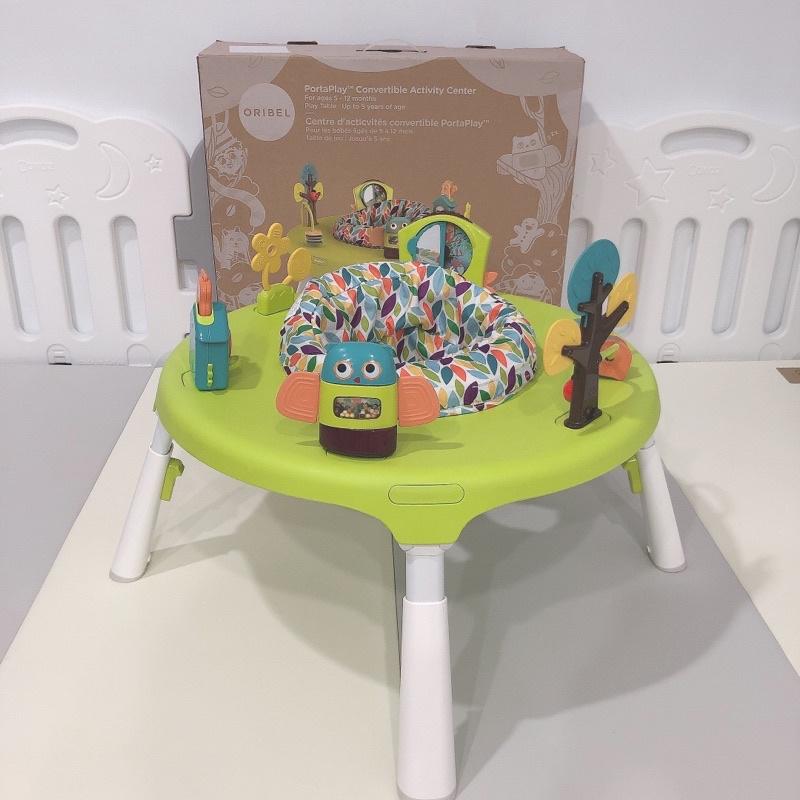 🐣雙胞胎🐣Oribel遊戲桌/森林好朋友(現貨出租)多功能成長遊戲桌
