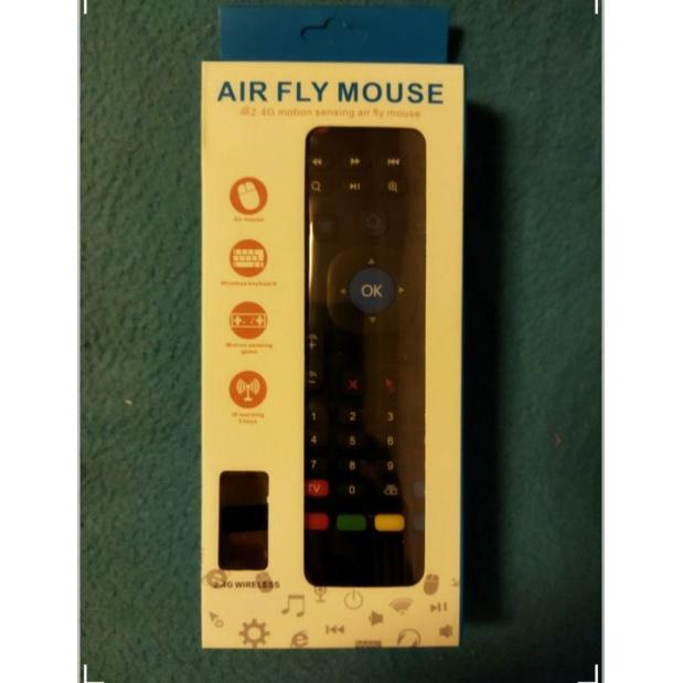 體感飛鼠遙控器(全新的)