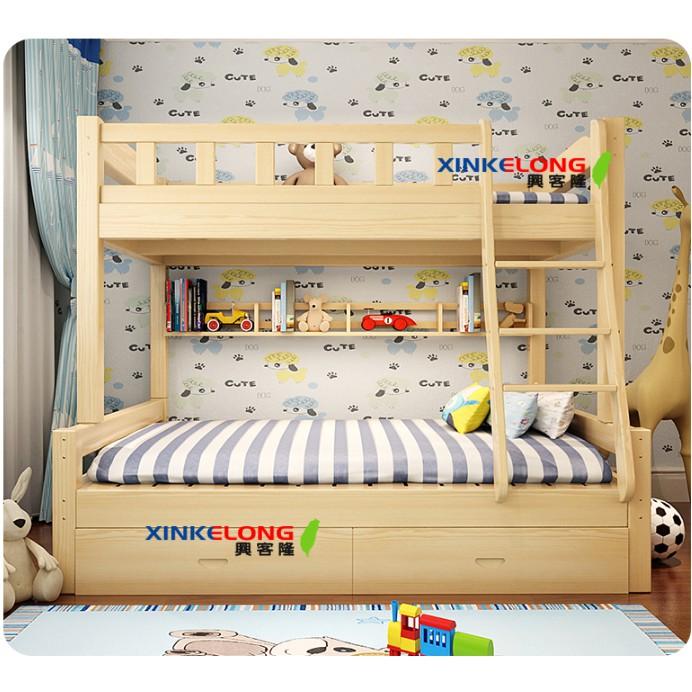 床架 兒童床 雙層床 子母床 上下床 雙層床架 上下鋪 實木床架 鐵床架 雙人上下舖 組合床架 多功能床架