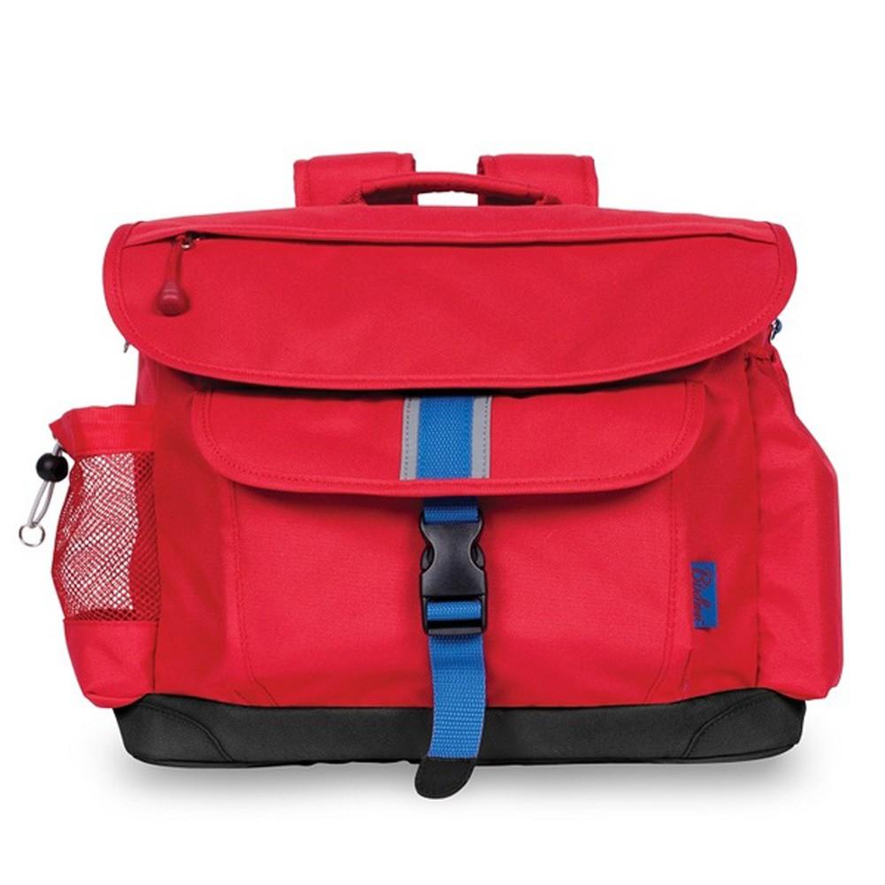 美國Bixbee經典系列-活力紅輕量舒壓背/書包 (中童 大童 兩個尺寸)
