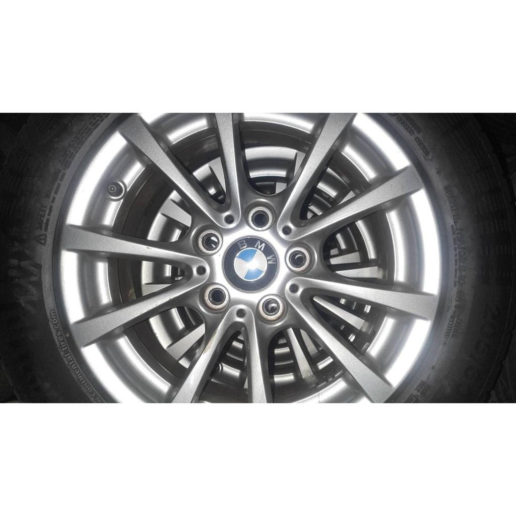 BMW F30 316i 原廠輪框 避震器