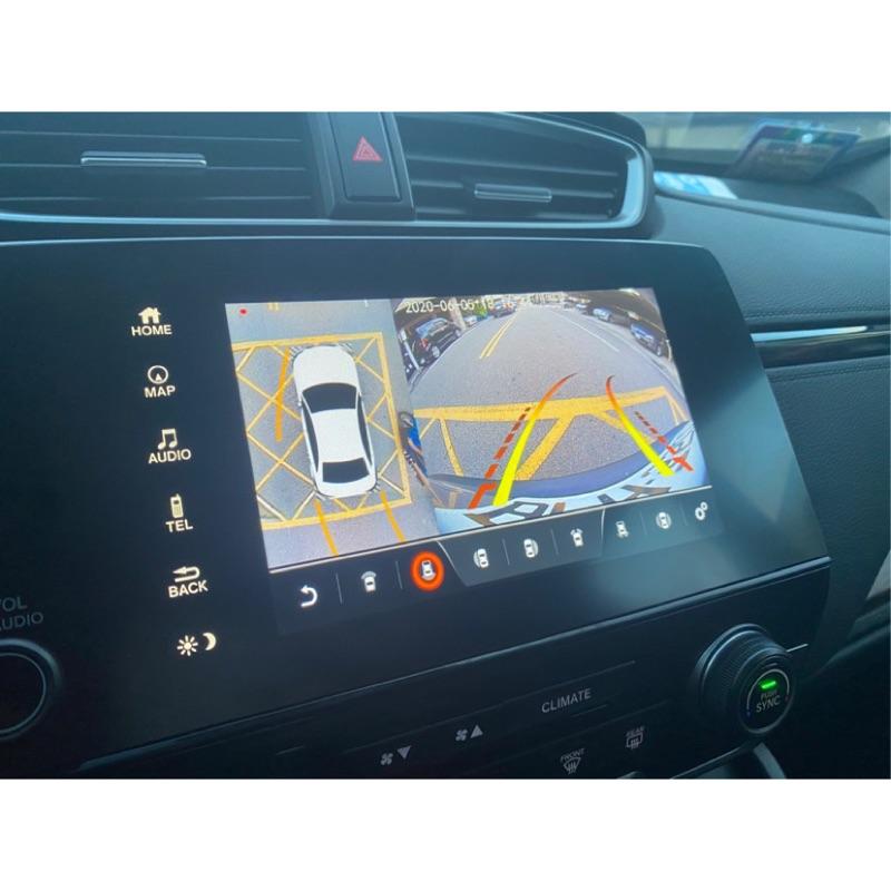 九七八汽車精品 本田 HONDA CRV5 CRV-5 原廠主機 專用 日鈦 觸碰式 360度 環景系統