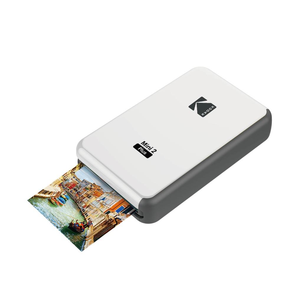 柯達 P210 即可印口袋 相印機 相片印表機 白 公司貨