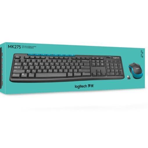 【限時免運】羅技(Logitech)MK275 MK270 MK220 K315無線鍵鼠套裝