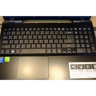 新款 免運 居家網課必備 ACER E5-572G-530D鍵盤膜 E5-572G-74VX ACER Aspire E 桃園市