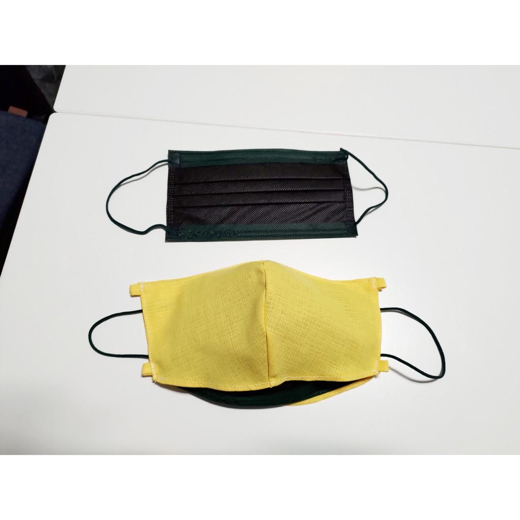大口徑!!3D立體薄口罩套,大人、小孩、幼幼皆可做~ (非賣場四層口罩套) 滿3件有折扣