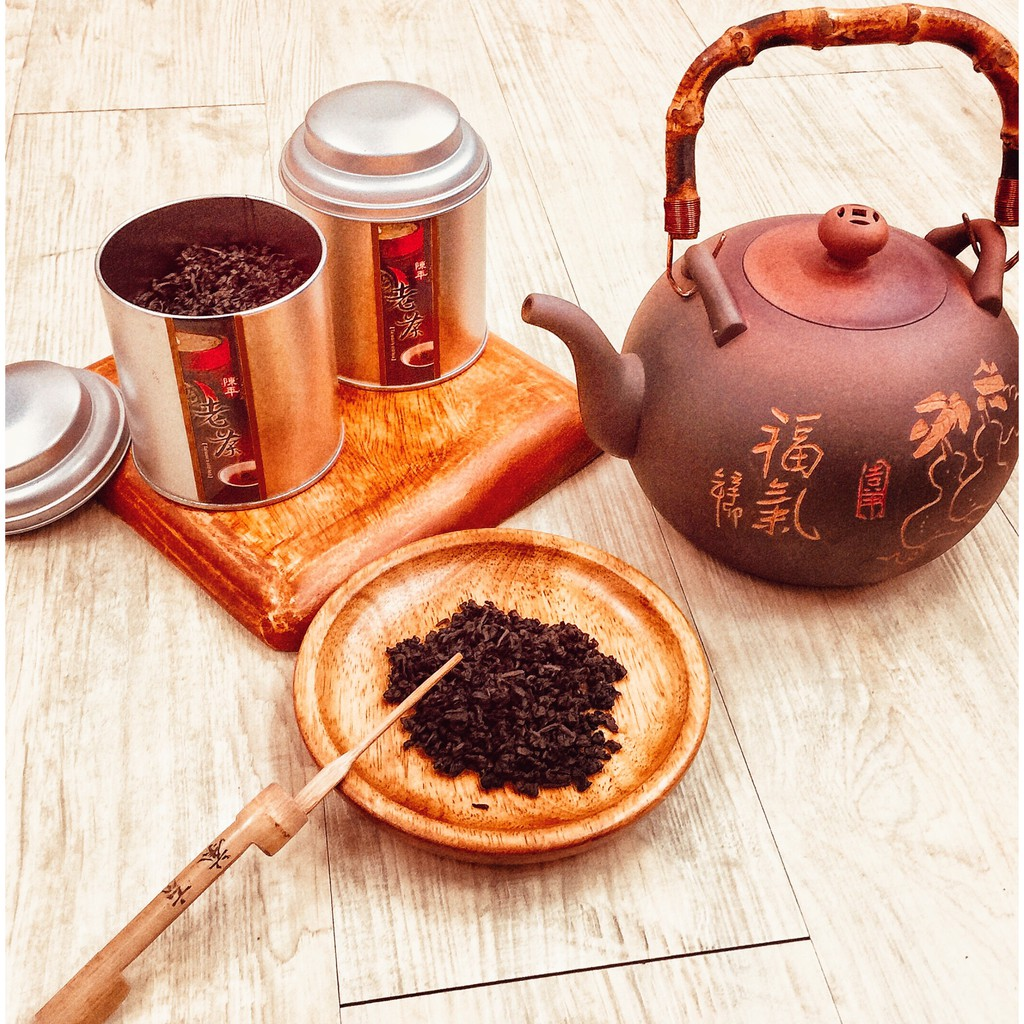 {任臻製茶} 太平製茶陳年22年私房老茶 ~ 正台灣茶~60年老店  實體店面歡迎來喝茶