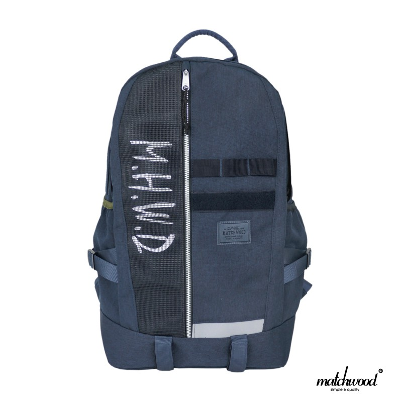 Matchwood Alpha 機能後背包 銀牙軍藍款 藤原浩風格可參考 官方賣場