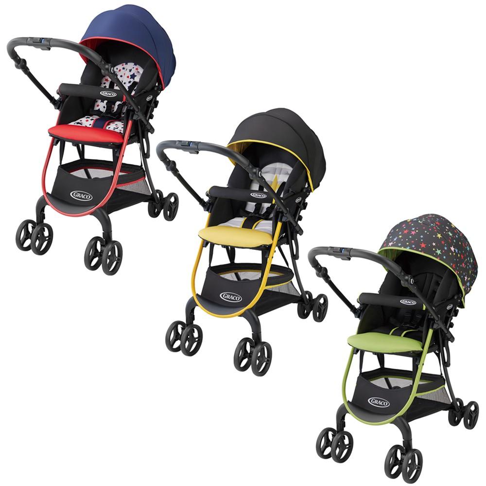 GRACO 輕旅行 CITI STAR 超輕量型雙向嬰幼兒手推車