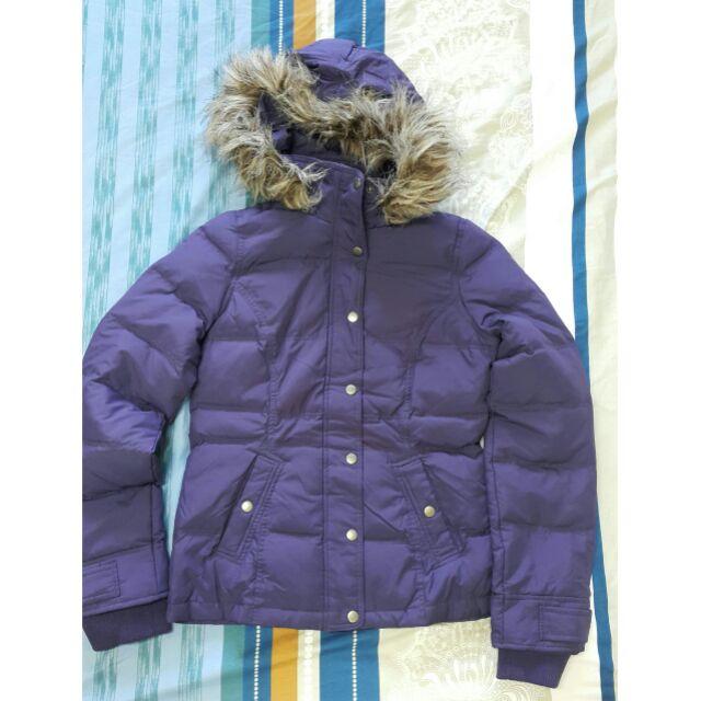 NET 連帽保暖羽絨外套 優質羽絨外套 寒流必備 比輕羽絨保暖 全新品