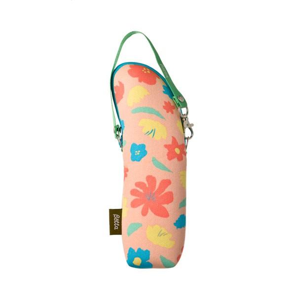 【FuYi House】日本Betta奶瓶專用保溫袋-花朵