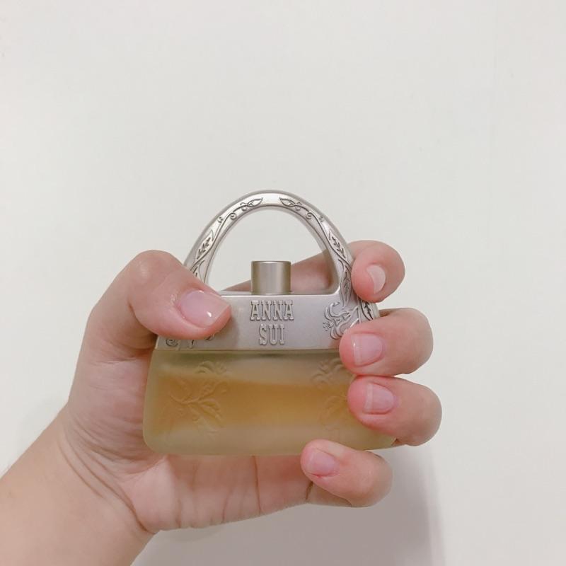 試香瓶❣️Anna Sui Secret Wish 安娜蘇黃色甜蜜夢境女性淡香水 2ml