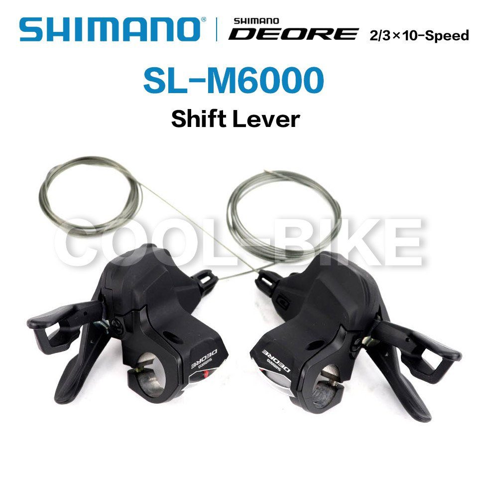 Fast delivery Shimano Deore SL-M6000 Shifting Lever Clamp 23